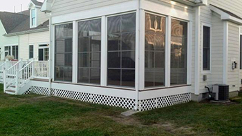 Delaware Sunrooms Delmarva Porch Enclosures Sunrooms
